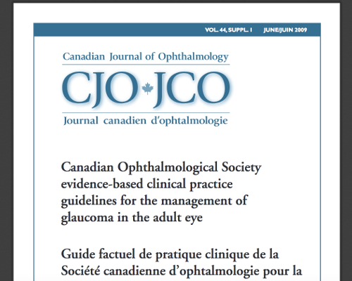 Canadian Ophthalmological Society(COS)