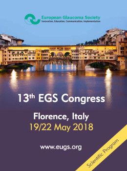 13th EGS CONGRESS - Simposio S.I.GLA.