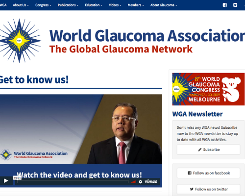 World Glaucoma AssociationPublications
