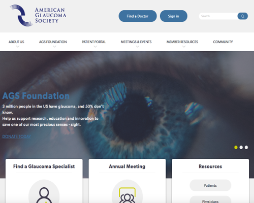 American Glaucoma Society