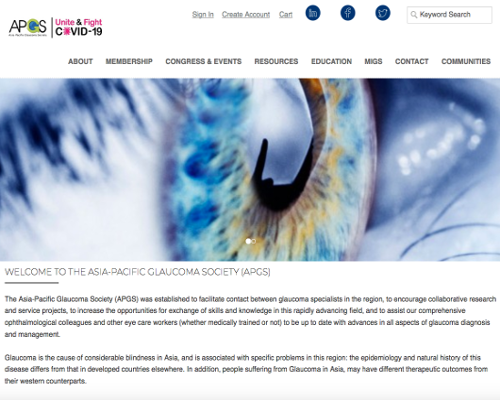 Asia-Pacific Glaucoma Society