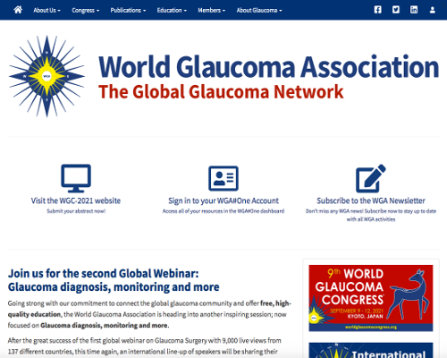 World Glaucoma Association